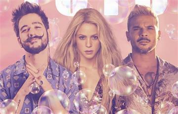 Así suena el tan esperado remix de 'Tutu' con Shakira, Camilo y Pedro Capó