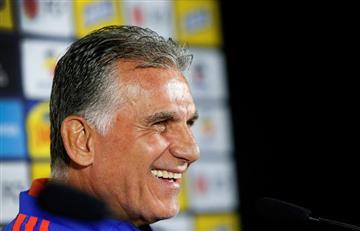 Critican a Queiroz, pero tiene números fantásticos con la Selección Colombia