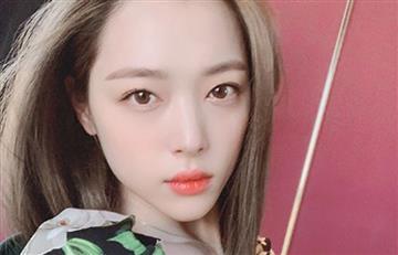 Encuentran cadáver de famosa cantante de K-Pop víctima de ciberacoso