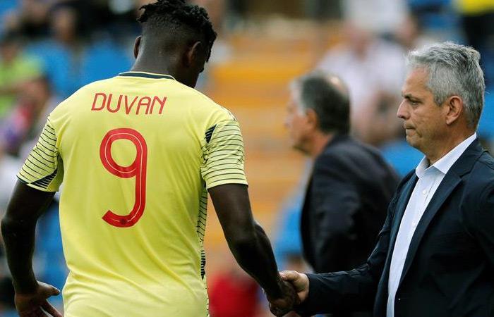 Nómina titular Selección Colombia Argelia