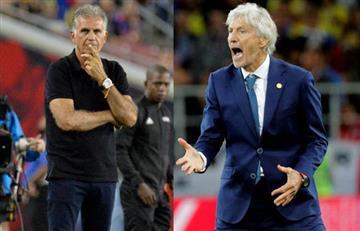 Tras la derrota ante Argelia los colombianos piden el regreso de José Pékerman