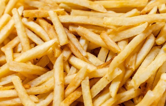 Las papas fritas congeladas son una de las principales importaciones de Europa a Colombia. Foto: Shutterstock