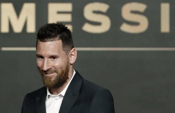 Debut Lionel Messi 15 años Frank Rijkaard Bota de Oro