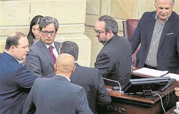 Ley de Financiamiento de Duque fue 'tumbada' en la Corte