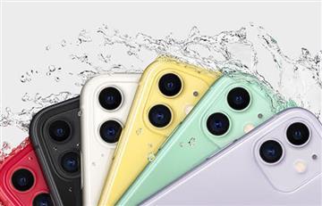 El nuevo sistema 'doble' cámara del iPhone 11 ya está disponible en Colombia