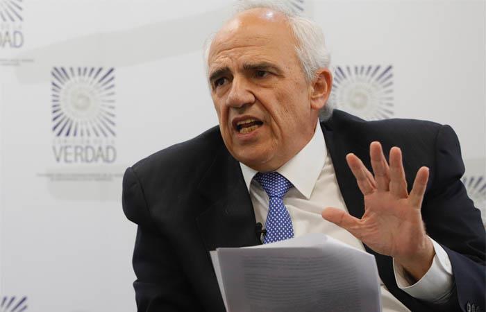 Ernesto Samper Comisión de la Verdad expresidentes