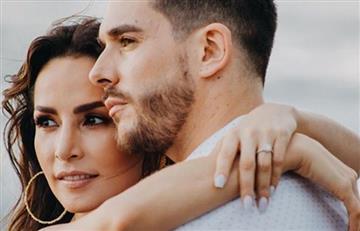 ¿Muy extravagante? Detalles de la boda de Carmen Villalobos generan polémica en redes