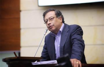 """""""El metro elevado es corrupto"""": Gustavo Petro sobre la licitación de la fase 1"""