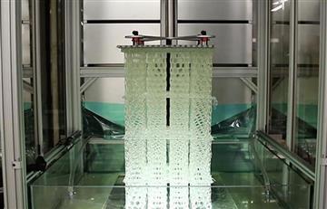 Nueva impresora 3D reproduce piezas del tamaño de un humano en tiempo récord