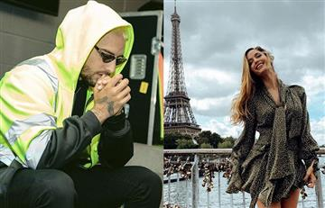 ¿Neymar le arrebató la novia a Maluma? Una foto lo delataría