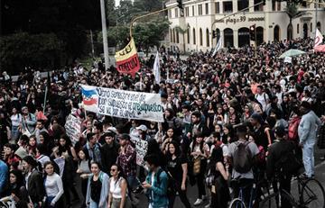[ATENCIÓN] Estas serán las vías afectadas por una nueva jornada de movilizaciones en Bogotá