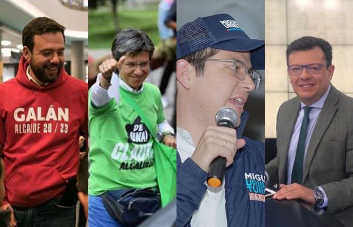 ¿Quiénes son los aspirantes a la Alcaldía de Bogotá y qué tan mentirosos podrían ser?