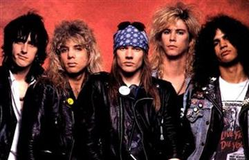 """Sweet Child O' Mine"" de Guns N' Roses es el video de los 80's más exitoso en YouTube"