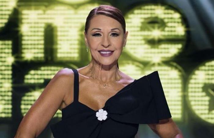 Amparo Grisales, presentadora y actriz. Foto: Instagram
