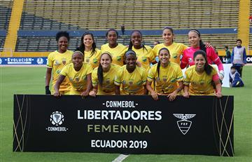 Atlético Huila clasificó a cuartos de la Libertadores Femenina
