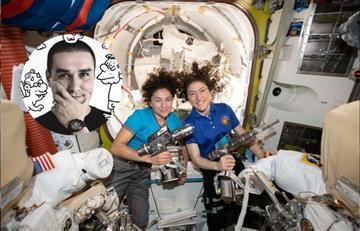 """'Matador' es criticado por caricatura """"machista"""" sobre mujeres astronautas"""