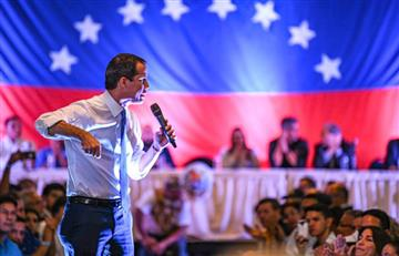 Juan Guaidó llama a protestas en toda Venezuela para el 16 de noviembre