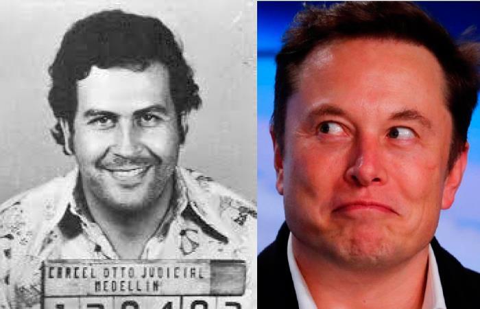 hermano Pablo Escobar discute plagio Elon Musk lanzallamas Escobar INC