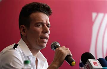 ¡Vamos 'Rigo'! El colombiano quiere regresar a las pistas del mundo