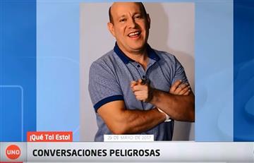 Crisanto Vargas Vil tendrá que explicar 'chats' comprometedores con 'jovencitas'