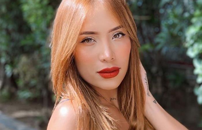 Luisa Fernanda W reconoció que antes no cantaba nada