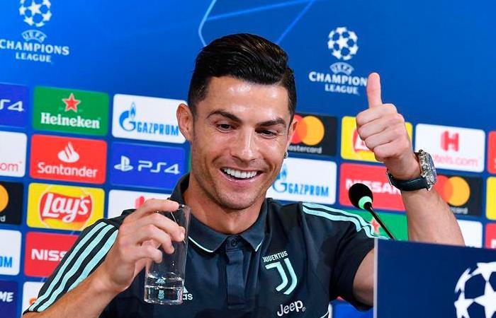 Cristiano Ronaldo, nominado al Balón de Oro 2019. Foto: EFE