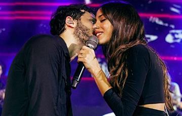 Sebastián Yatra le dedicó un comprometedor y romántico mensaje a su novia Tini en redes