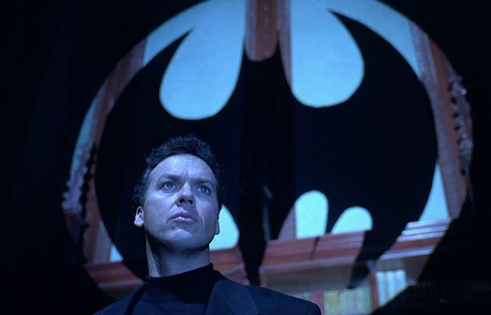 Batman Michael Keaton Batman Beyond