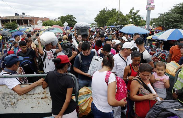 Colombia cierre frontera Venezuela durante elecciones
