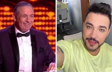 Llaman a Jessi Uribe y César Escola 'vulgares' por polémicos comentarios a 'Yo me llamo Karol G'