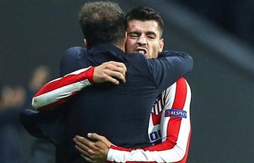 Sin 'Santi' Arias, Atlético de Madrid se acerca a los octavos de Champions