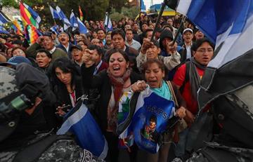 """En Bolivia se tienen que respetar las libertades"": Macri"