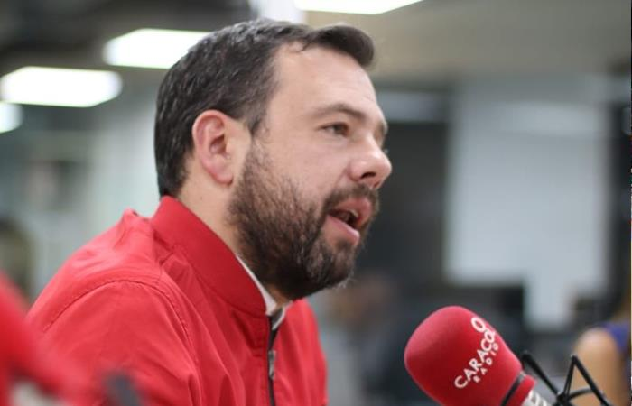 Carlos Fernando Galán, candidato para la Alcaldía de Bogotá. Foto: Twitter