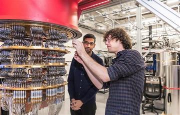 La computación cuántica es el mejor logro de Google