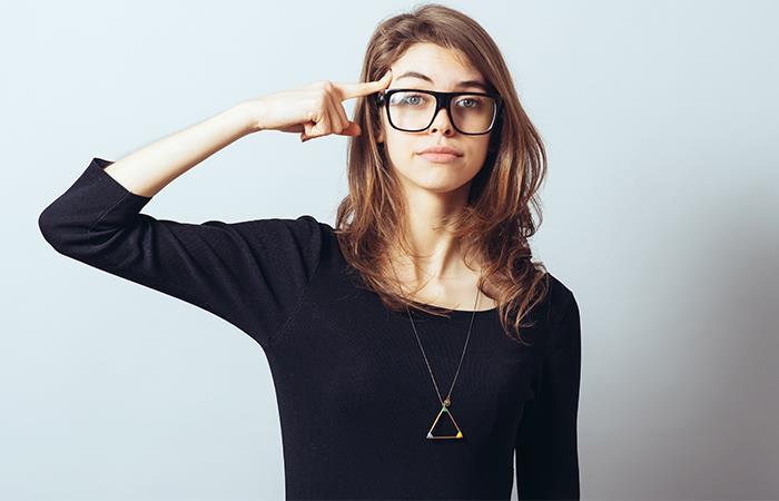 Las mujeres más inteligentes según su signo