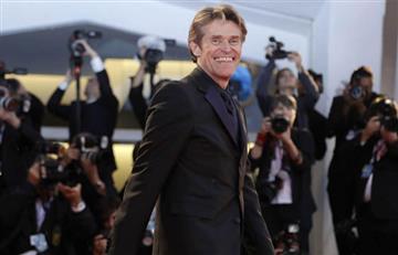 Williem Defoe se declaró admirador de Guillermo del Toro