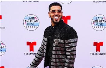 El cantante Anuel AA recibe importante premio mundial por su canción 'Amanece'