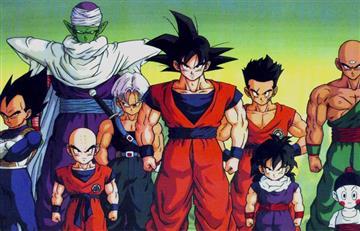 Dragon Ball Z llegará a Netflix en noviembre