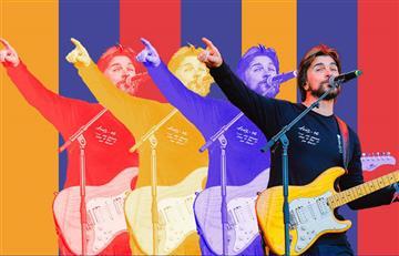 Juanes volverá a Bogotá para un nuevo concierto en el Movistar Arena