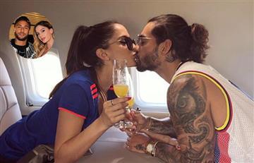 Después de filtrarse foto de Natalia Barulich con Neymar, Maluma termina su noviazgo
