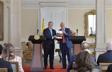 OCDE previene un crecimiento económico del 3,5 % en Colombia para 2020