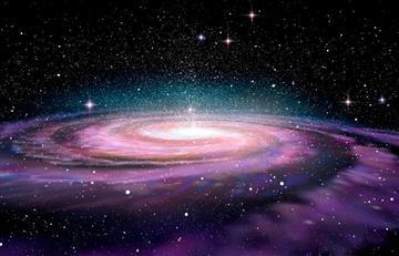 Hallan gigante galaxia 100 veces más activa que la Vía Láctea y sorprende a astrónomos