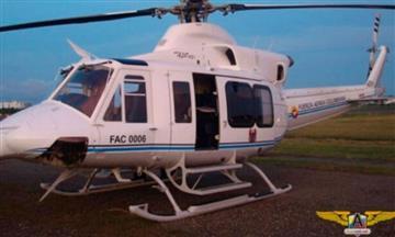 Fuerza Aérea Colombiana perdió el 'rastro' de uno de sus helicópteros