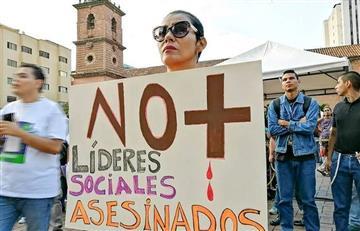 Colombia es víctima de la violencia previo a las elecciones del 27 de octubre