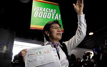 Elecciones 2019: Ella es Claudia López, la primera alcaldesa de Bogotá