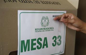 Sigue el minuto a minuto de las Elecciones Regionales 2019