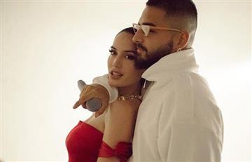 Por fin: Exnovia de Maluma contó por qué terminó su relación con el cantante