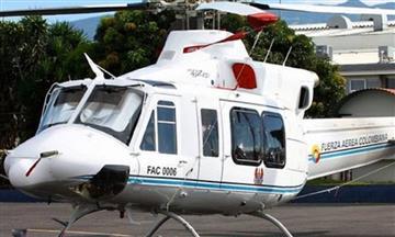 Más de 24 horas duró el rescate de los cuerpos de la tripulación del helicóptero de la FAC