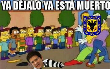 """Los mejores memes que dejó la """"quemada"""" de Miguel Uribe en Bogotá"""