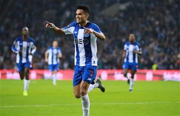 Este es el nuevo gol de Lucho Diaz con Porto